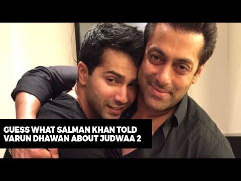 Salman Khan's warning to Varun Dhawan | Judwaa 2 | RJ Malishka