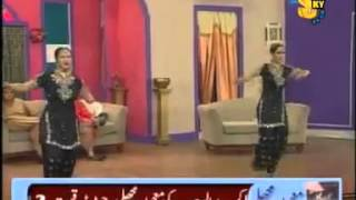 Chan Chana Chan Mujra   Deedar And Nargis Dance Pakistani Mujra flv   YouTube