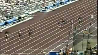 76 Derek Redmond's Olympic 400m