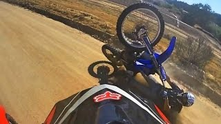 Funny WHISKEY Throttle Dirt Bike CRASH/FAIL Compilation 2015 [Ep.#13]