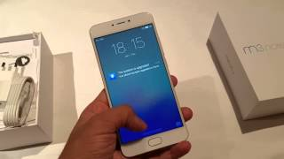 Hindi - Meizu M3 Note Smartphone Unboxing & Features