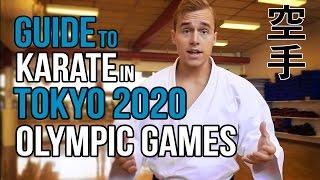 Karate in Tokyo 2020 Olympics by Jesse Enkamp