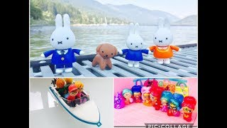 Popular WATER FUN With TOYS Compilation Videos For Young Kids!