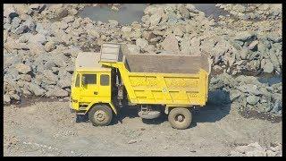 TRUCKS FOR CHILDREN | Construction Vehicles For Kids | Backhoe Excavator Digger Dumper Tractor