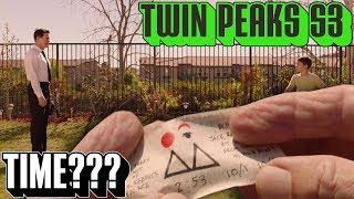 [Twin Peaks] Season 3 Timeline Breakdown | Hypothetical Order of the Scenes in The Return