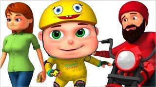 Zool Babies Series Skating Episode   Cartoon Animation For Children   Videogyan Kids Shows