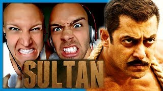 SULTAN | Official Trailer | Salman Khan | Anushka Sharma | Trailer Reaction Video by Robin & Jesper