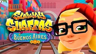 SUBWAY SURFERS - BUENOS AIRES 2018 ✔ TRICKY AND 32 MYSTERY BOXES OPENING