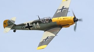 Me 109 Vs. Spitfire-Which was Better (Videos)