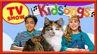 Kidsongs TV Show | We Love Kittens ! | The Wanderer | Kids Songs | for kids | Alley Cat | PBS Kids
