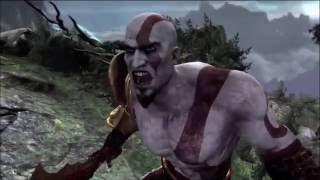 Kratos (God of war)vs Goku (Batlles of gods)