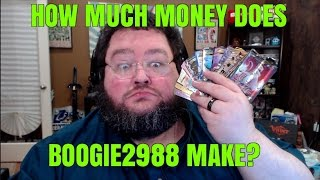 HOW MUCH MONEY DOES BOOGIE2988 MAKE?