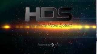 HDS Kodi splash screen