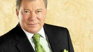 Shatner Loses it in Recording Studio