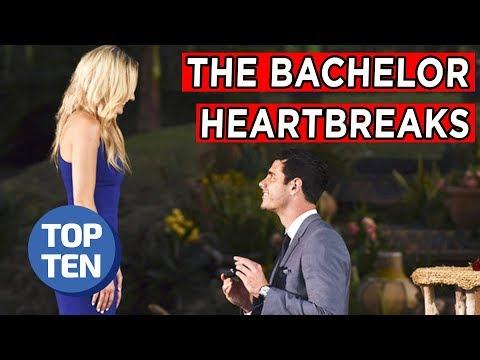 Top 10 Biggest Bachelor Heartbreaks