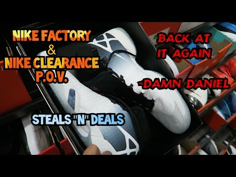 Nike Factory Outlet & CLEARANCE Outlet! FLAMES🔥