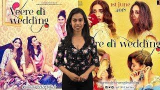 Veere Di Wedding Movie Review by Tasneem Rahim of Showbiz India TV
