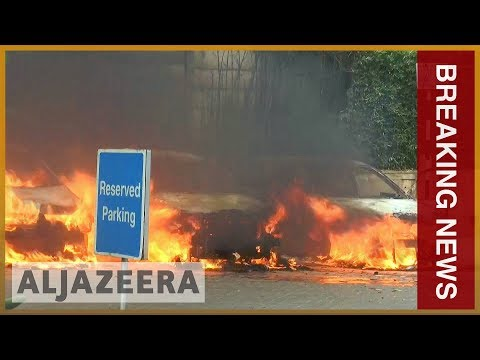 Xxx Mp4 🇰🇪 Explosions And Gunfire Heard In Kenyan Capital Nairobi L Al Jazeera English 3gp Sex