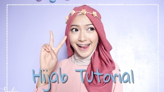 SIMPLE HIJAB TUTORIAL