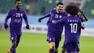 اهداف مباراة العين الاماراتي والاستقلال الايراني 6-1 | دوري ابطال اسيا HQ