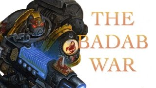 40 Facts and Lore on the Badab War Warhammer 40K Part 7