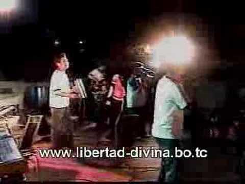 LIBERTAD DIVINA Cumbia Villera Cristiana de Bolivia