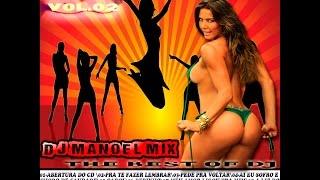 CD FORRÓ PISADINHA 2014 VOL.02 BY DJ MANOEL MIX THE BEST OF DJ