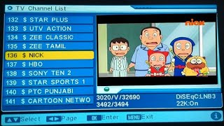$$ Paid channel On DD free Dish, Software update, Dth set top box, New channels on Dd free dish