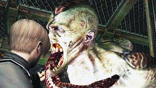 Resident Evil 4 (PS4 1080p 60fps) - Walkthrough Part 24 - Chapter 5-3 Part 1