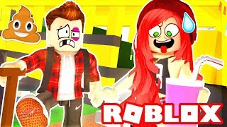 CRAZY BUS DRIVER RUNS OVER HIM WITH A BUS IN ROBLOX HIGH SCHOOL! (Roblox Roleplay)