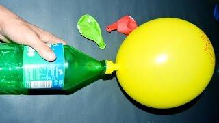 Cara membuat pompa balon - bagi yang takut tiup balon wajib bikin
