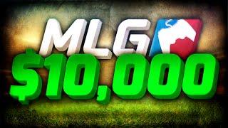 $10,000 MLG Fifa Tournament - Miniminter Vs KSI (1st Leg)