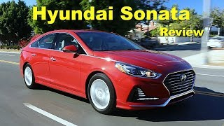 2018 Hyundai Sonata – Review and Road Test