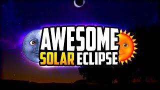 I DROVE 15 HOURS FOR THIS! (INCREDIBLE SOLAR ECLIPSE + CRAZY TRAFFIC JAM!)