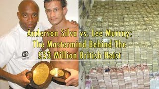 Anderson Silva Fights MMA's Most Notorious Criminal