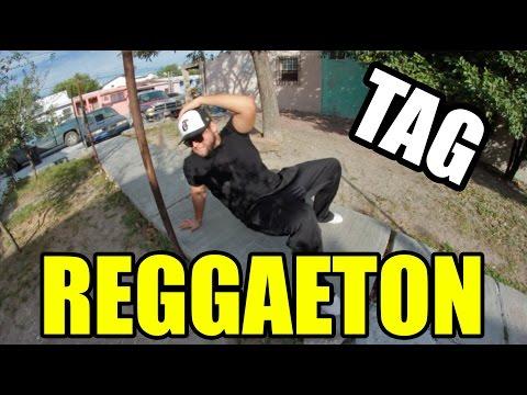 TAG DEL REGGAETON | HECTORLEALVLOGS