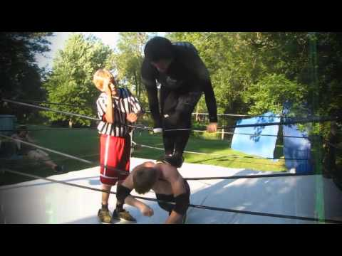 UYW : Battle For The Belt 4 (Day 1 / Part 2) - Andrew Blayre vs. Matt Demorest