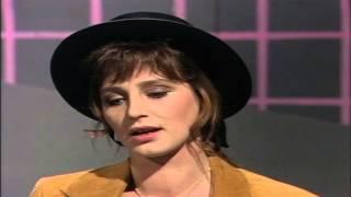 Günther Jauch - Gespräch Mit Christiane F. 1989