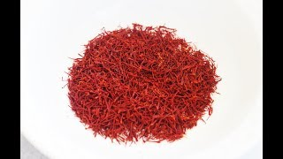 Saffron بهترین و صحیح ترین روش نگهداری زعفران