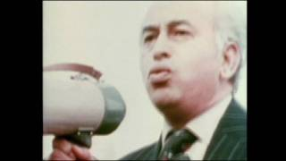 Zulfikar Bhutto's Last Words before being hanged