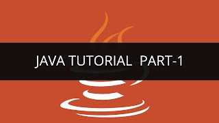 Java Tutorial - 1 | Edureka