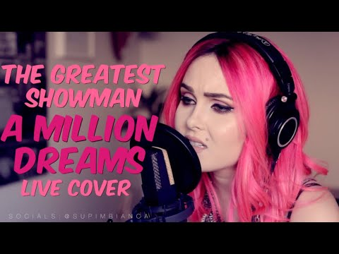 The Greatest Showman - A Million Dreams (Live cover)