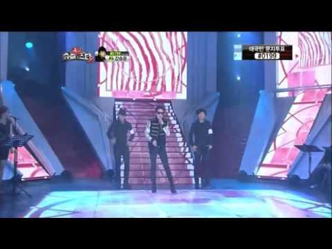 [Superstar K2] Kang Seung Yoon - Black and White