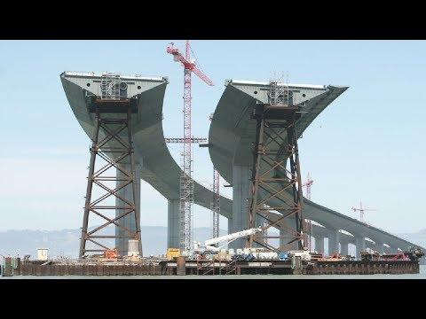World Amazing Modern Bridge Construct Machines Latest Technology Construction Machinery