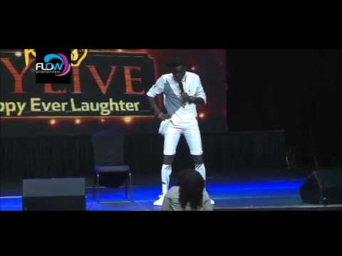 Mp4 Video: KENNY BLAQ AND AKPORORO BATTLE FOR MONEY ON STAGE.    - Download