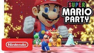 Super Mario Party - Accolades Trailer - Nintendo Switch
