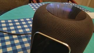 Apple : HomePod : Unboxing & Solid Snake vs Siri