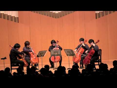 Download Cello Ensemble XTC ジョジョ2部OP