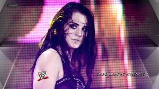 2014: Paige 2nd & New WWE Theme Song -