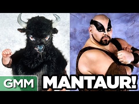 Most Ridiculous Wrestlers Ever GAME